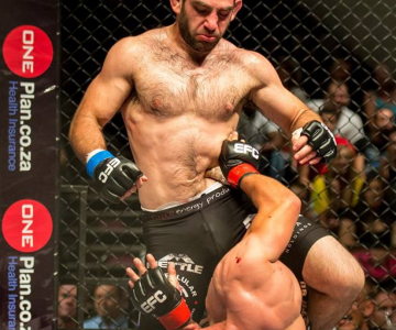 Mixed Martial Arts MMA Classes in Johannesburg and Bedfordview