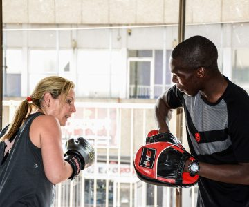 Boxercise Classes and Training in Johannesburg and Bedfordview